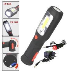 Konnoc S-2132 3W LED COB+6 led