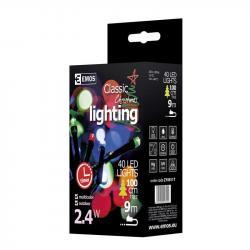 Vánoční LED osvětlení Emos (ČR) venkovní i vnitřní - Akce od 209,-