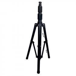 Pracovní teleskopický stojan pro reflektory - černý