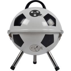 Gril na dřevěné uhlí Fieldmann FZG 1015,  průměr 37 cm - fotbalový míč