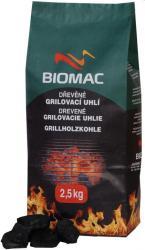 Dřevěné uhlí Biomac