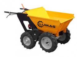 Mini Dumper Lumag MD 250, benzinový 3,2 kW/ 4x4