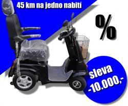 Vozík pro seniory SVL-45