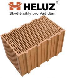 Akční ceny na keramické cihly Heluz